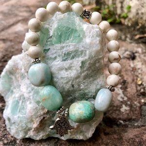 Jewelry - Hamsa Energy Healing Bracelet